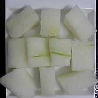 减肥红烧冬瓜的做法图解3