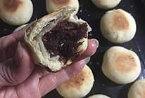 酥皮月饼(紫薯+枣泥)的做法