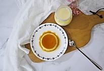 焦糖鸡蛋布丁的做法