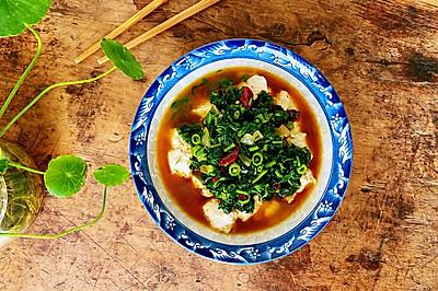 豆花蒸菜,夏天吃正好