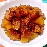 白萝卜炖肉——豆果菁选酱油试用菜谱之三的做法图解15