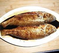 红烧黄花鱼的做法图解3