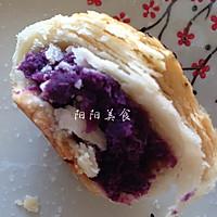 黑芝麻紫薯酥----紫色的诱惑的做法图解13