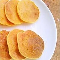 香蕉小饼#急速早餐的做法图解5