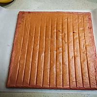 红丝绒奶油蛋糕卷的做法图解20