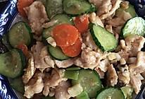东北菜~滑溜肉片的做法