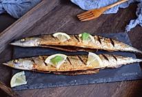 香烤秋刀鱼的做法