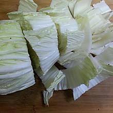 家常大白菜炖咸肉