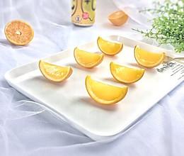 夏日小清新:橙子果冻的做法