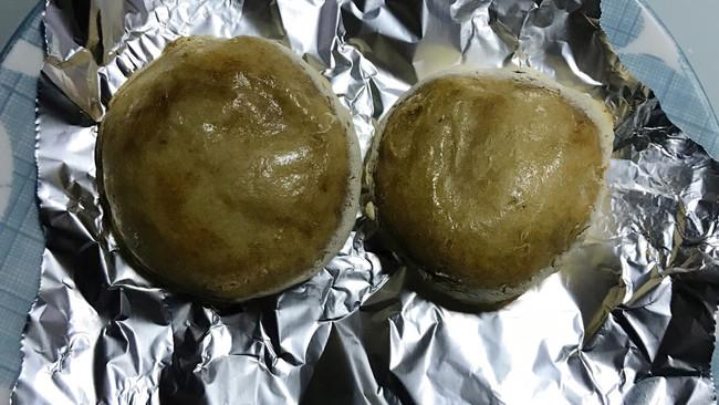 无油香蕉糯米馅饼的做法