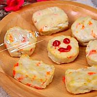 胡萝卜莲藕鸡块 宝宝辅食,胡萝卜+鸡胸肉+莲藕的做法图解11