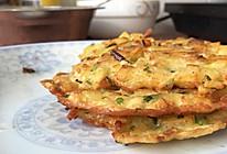 葱香土豆饼的做法