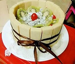 电饭锅威化饼蛋糕#豆果5周年的做法