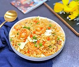 黄油虾仁炒饭