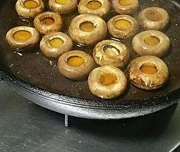 煎口蘑+炒口蘑的做法