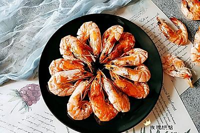 补钙小零食——即食虾干