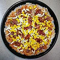 米饭披萨的做法图解6
