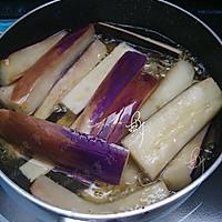 咸鱼茄子煲的做法图解3