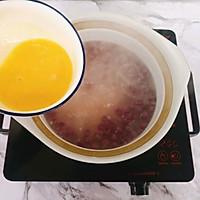 玫瑰花鸡蛋酒酿#快手又营养,我家的冬日必备菜品#的做法图解8