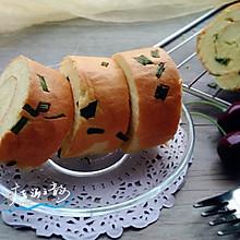 葱香蛋糕卷