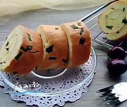 葱香蛋糕卷的做法