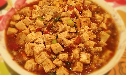 重口味的挚爱麻婆豆腐的做法