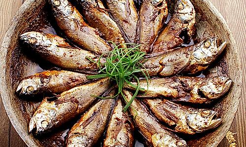 锅贴黄花鱼----海边小城的招牌菜的做法