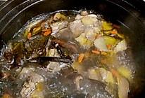 营养鸡汤#月子餐吃出第二春#的做法