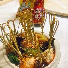 钵钵鸡|冷锅串串