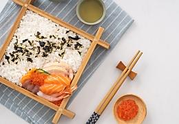 倾倒寿司幽灵饭的做法