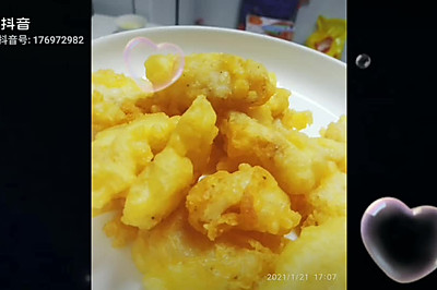 李氏香酥龙利鱼