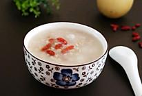 燕麦雪梨糯米粥的做法
