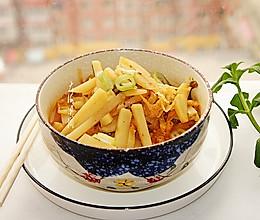 #橄榄中国味 感恩添美味#酸菜炖土豆的做法