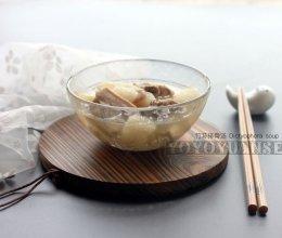 鲜美竹荪排骨汤#8分钟搞定你的菜#的做法