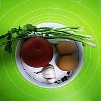 西红柿鸡蛋汤的做法图解1
