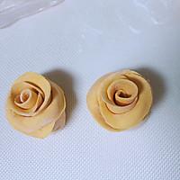 美貌如花--南瓜玫瑰卷的做法图解11