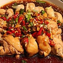 #美食视频挑战赛# 不油炸不烘烤鸡腿肉卷