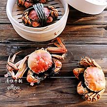 #秋天怎么吃#又到菊黄蟹肥秋正浓,教大家做清蒸螃蟹