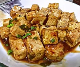 糖醋豆腐的做法