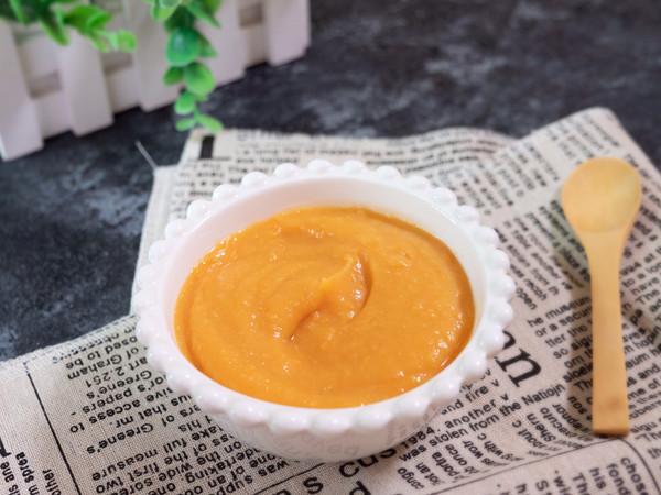 宝宝辅食6m+ 促进发育的红薯泥的做法