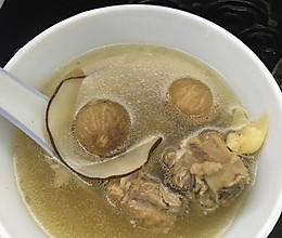 清甜无花果排骨汤的做法