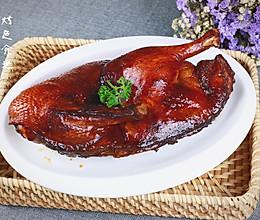 家庭版烤鸭#美的烤箱菜谱#的做法