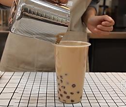 益禾堂烤奶的做法——小兔奔跑奶茶教程的做法
