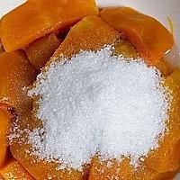 脆皮南瓜饼 | 低脂软糯,做法巨简单的做法图解2