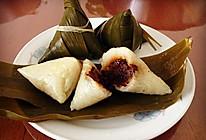 红枣糯米粽子的做法