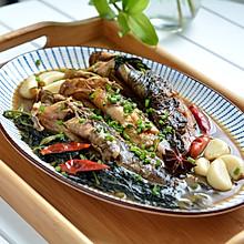 #母亲节,给妈妈做道菜# 红烧嘎鱼