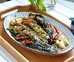 #母亲节,给妈妈做道菜# 红烧嘎鱼的做法