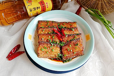 红烧带鱼#金龙鱼外婆乡小榨菜籽油 我要上春碗#