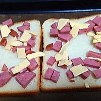 快手早餐面包,高端大气上档次的做法图解3