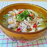 【酸菜鱼】超级带劲的酸辣口的做法图解14
